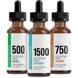 Full-spectrum CBD oil